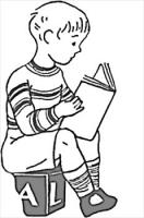 boy-reading-on-block