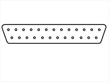 connector-db25