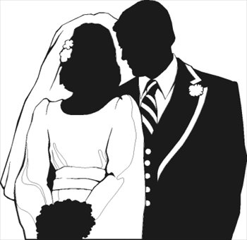 wedding-couple-partial-silhouette