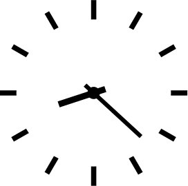 Free Simple Wall Clock Clipart Free Clipart Graphics