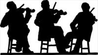 3-fiddlers-in-silhouette