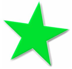 basic-5-point-green-star-beveled
