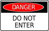 danger-do-not-enter-sign