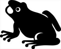 frog-silhouette
