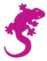 lizard-icon-pink